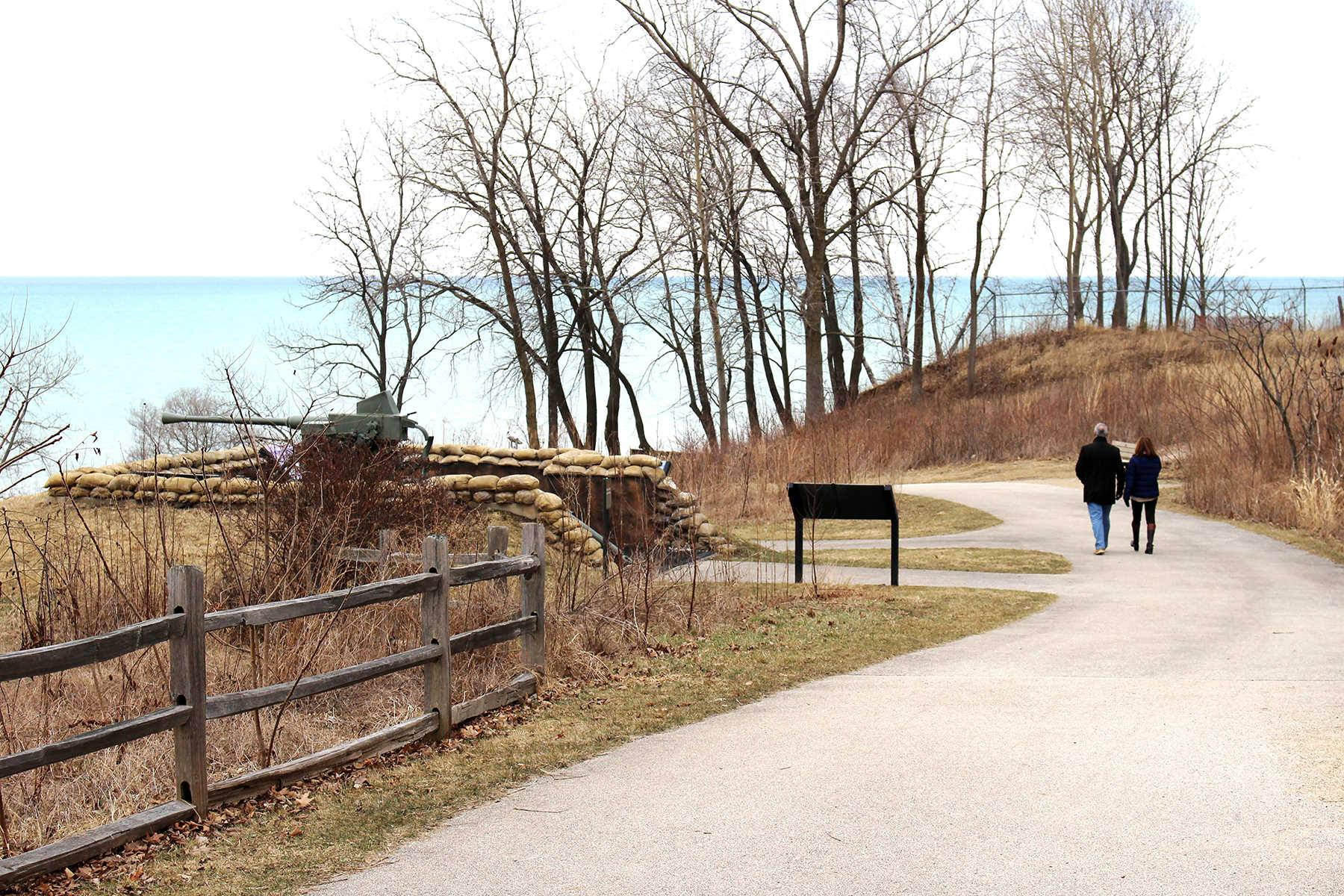 Master plan finally in place for Fort Sheridan Forest Preserve