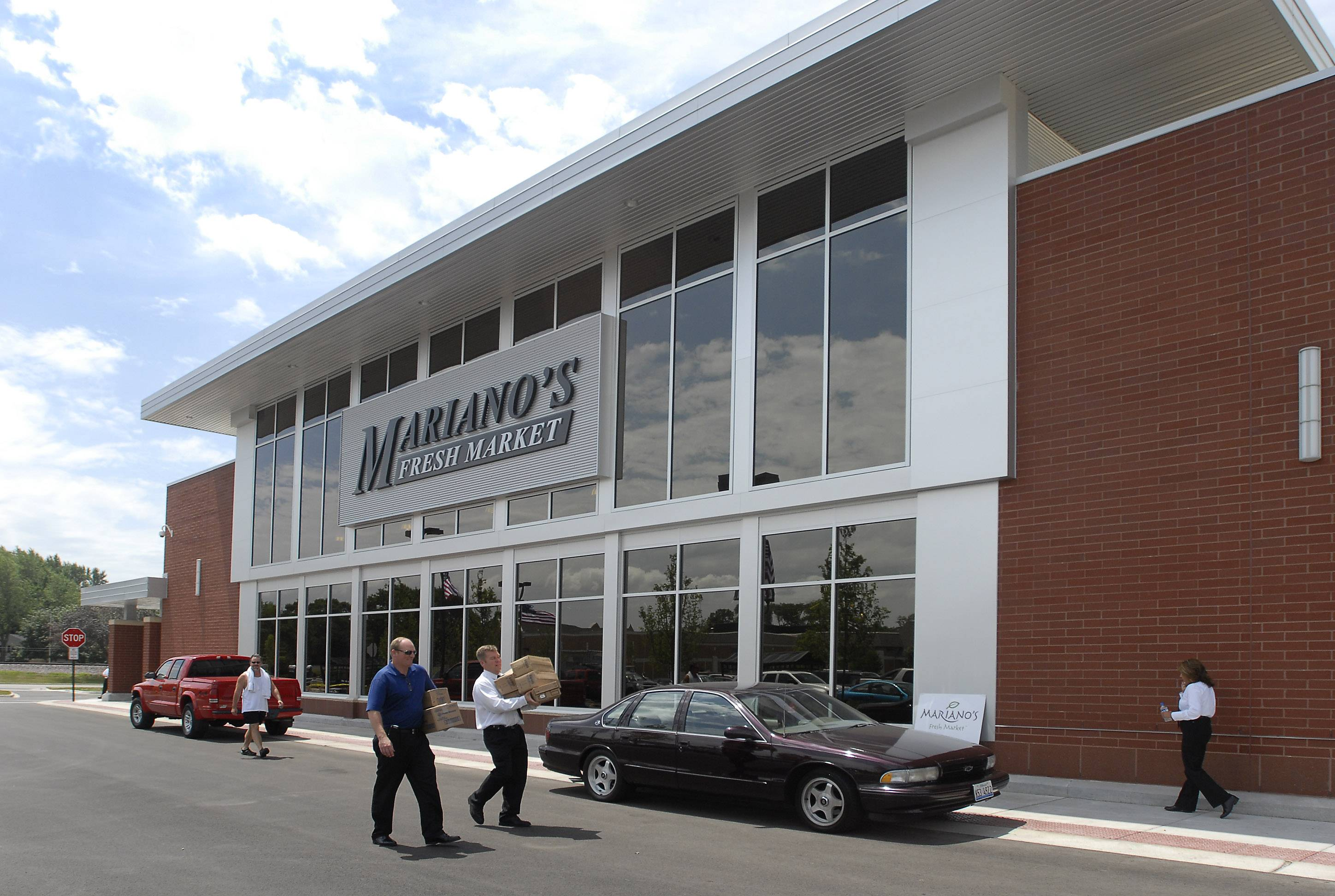 Mariano's parent company, Milwaukee-based Roundy's, will be acquired by Kroger Co. for about $800 million.