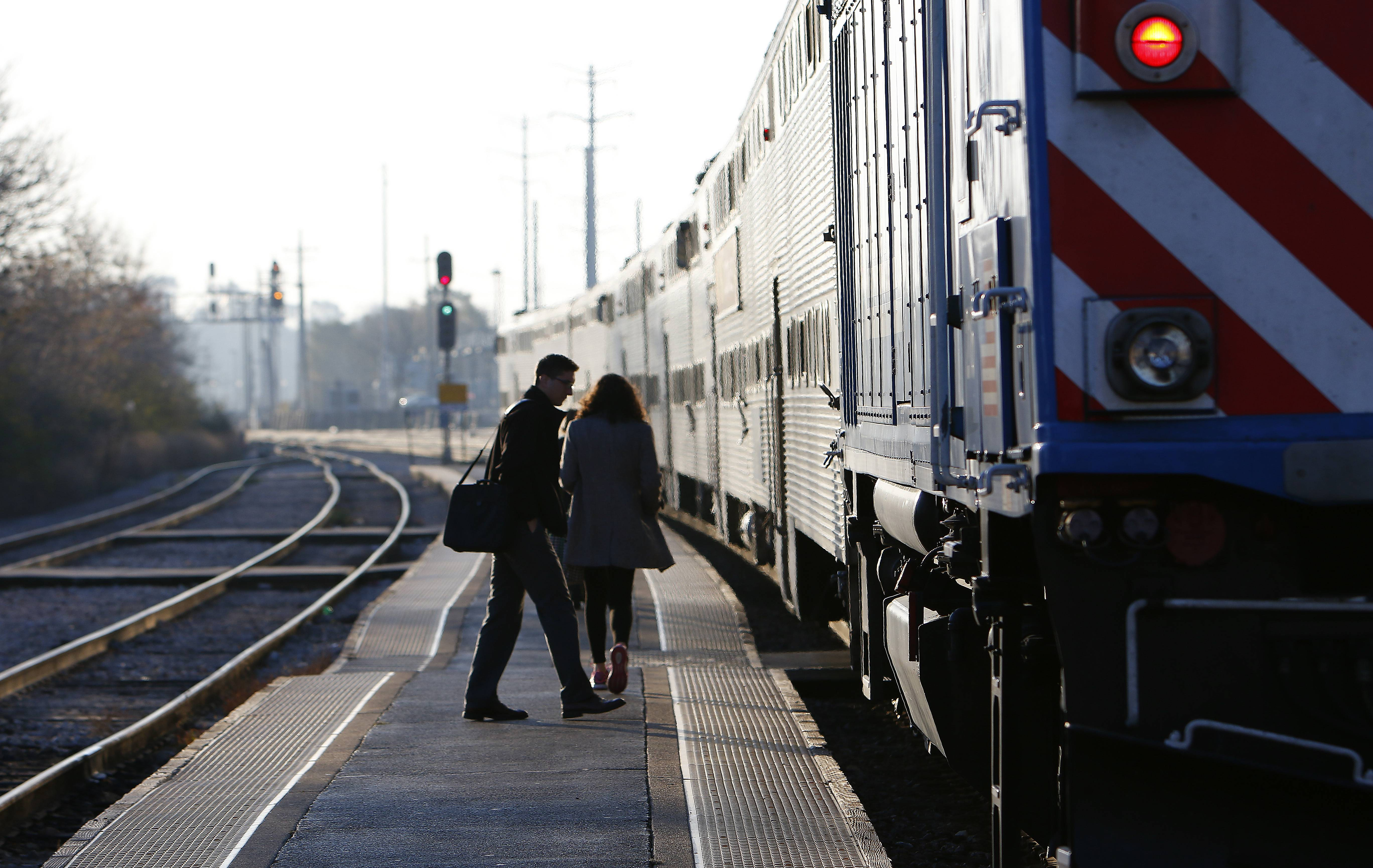 Editorial: Despite 2 percent fare hike, Metra shows signs of 'better times' ahead