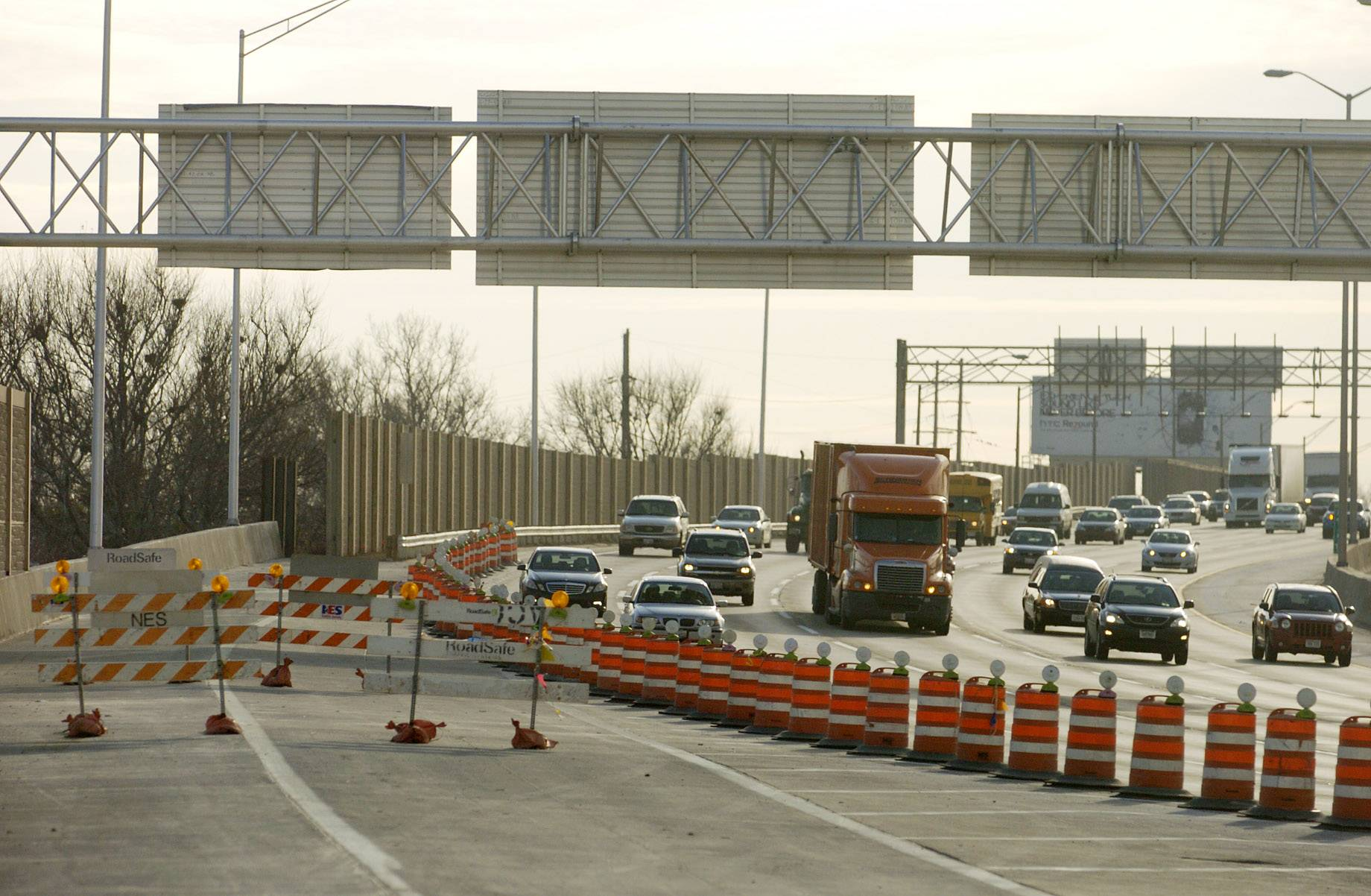 Tollway's biggest workhorse due for a makeover