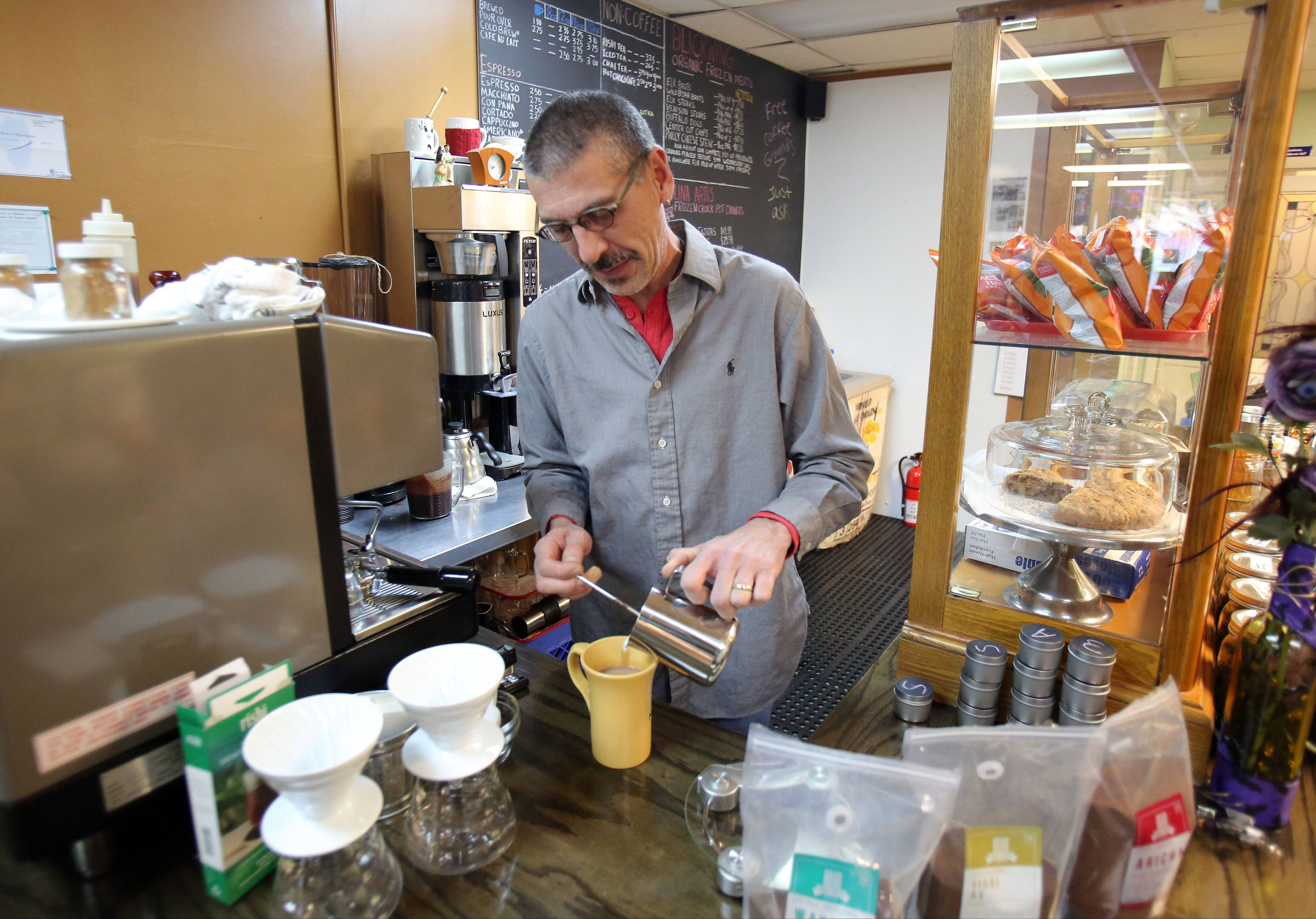 Mundelein's Area General Store a place for coffee, conversation