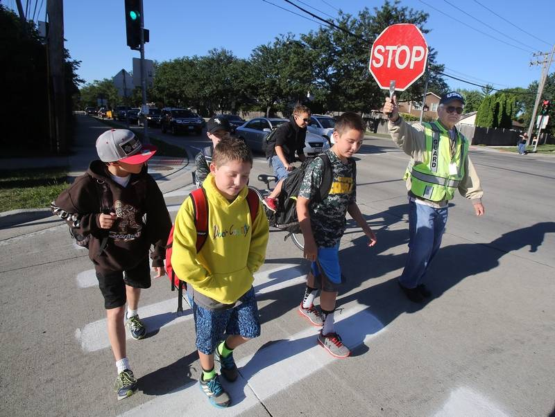 Buffalo Grove to cut crossing guard services for Dist. 21 next month