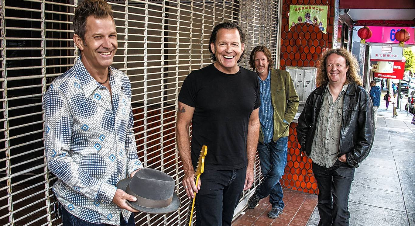 Tommy Castro and the Painkillers play the blues at FitzGerald's in Berwyn Friday, Nov. 20.