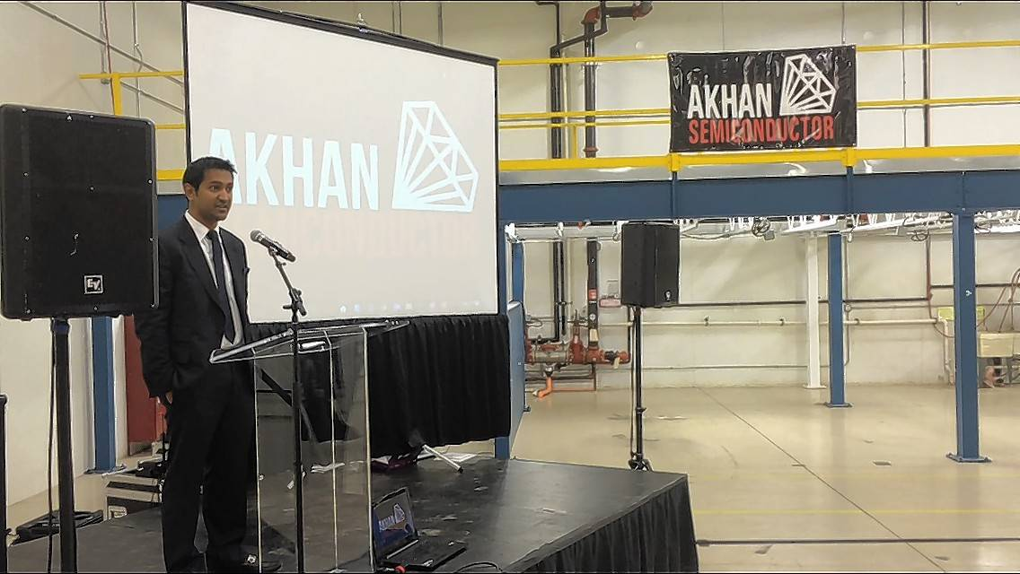 Tech firm AKHAN celebrates move into Gurnee