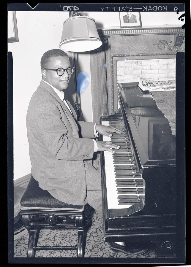 "The Auditorium Theatre of Roosevelt University in Chicago presents ""Lush Life: The Music of Billy Strayhorn"" on Saturday, Nov. 21."