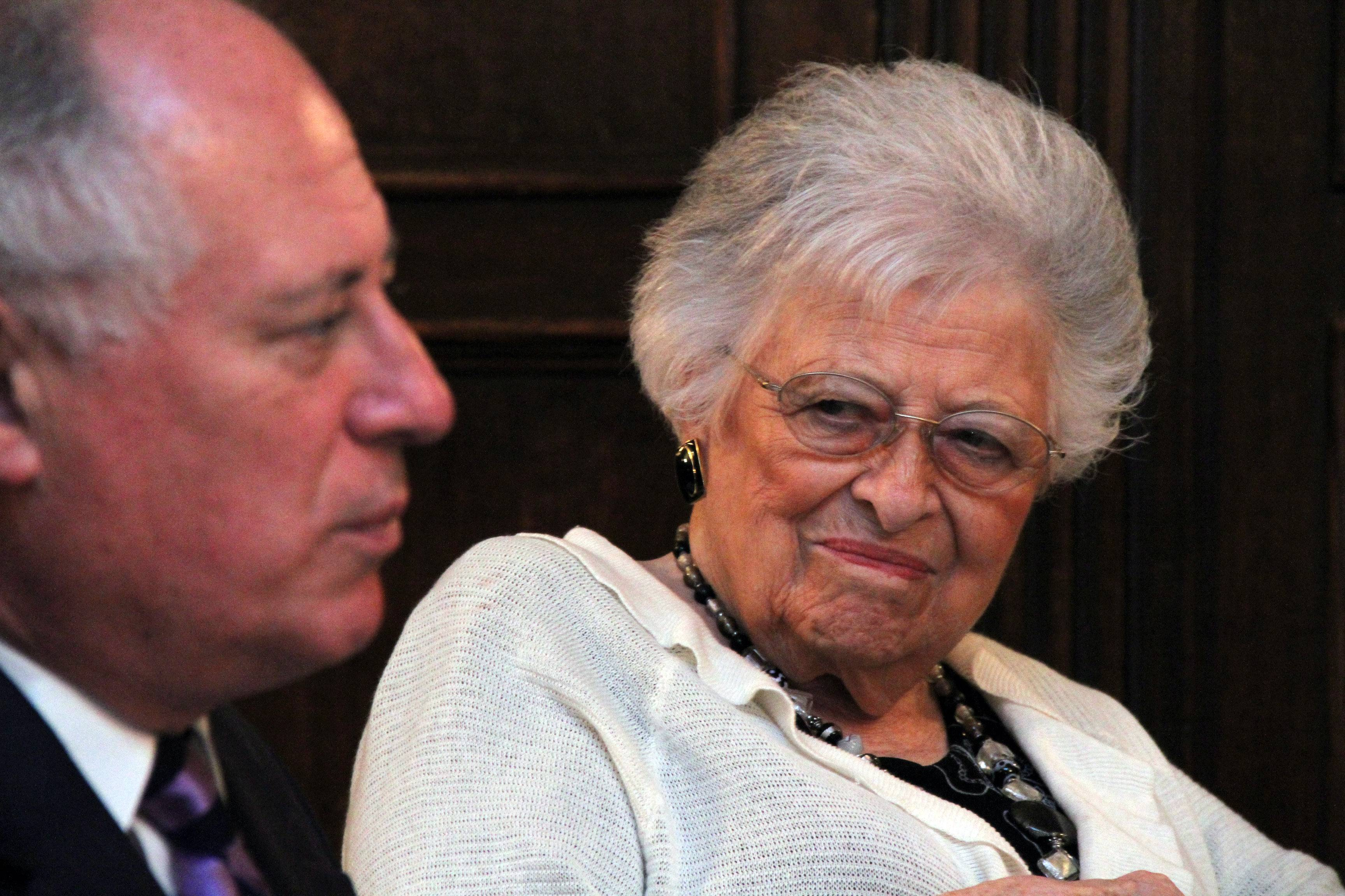 Eileen Quinn, mother of former Gov., dies at 98