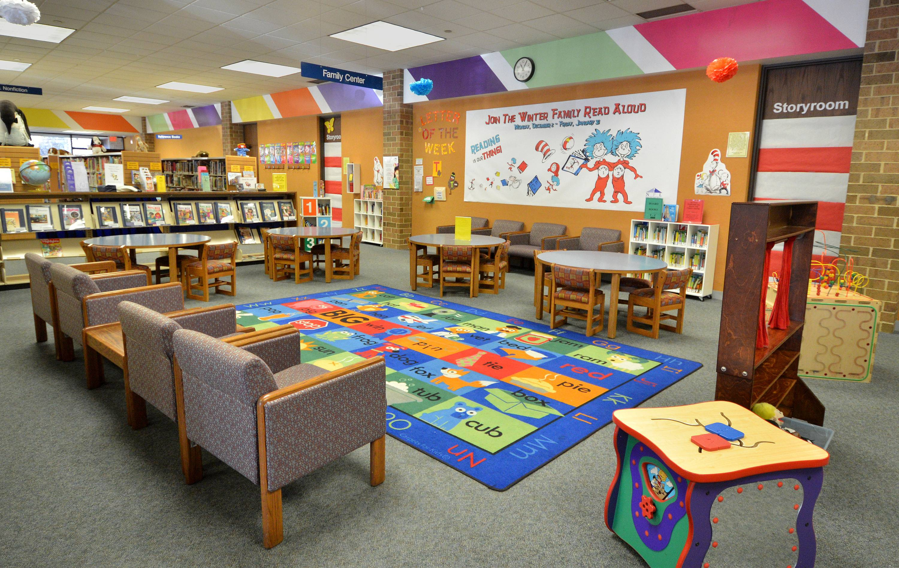 Cash flow quirk helping library projects in Naperville