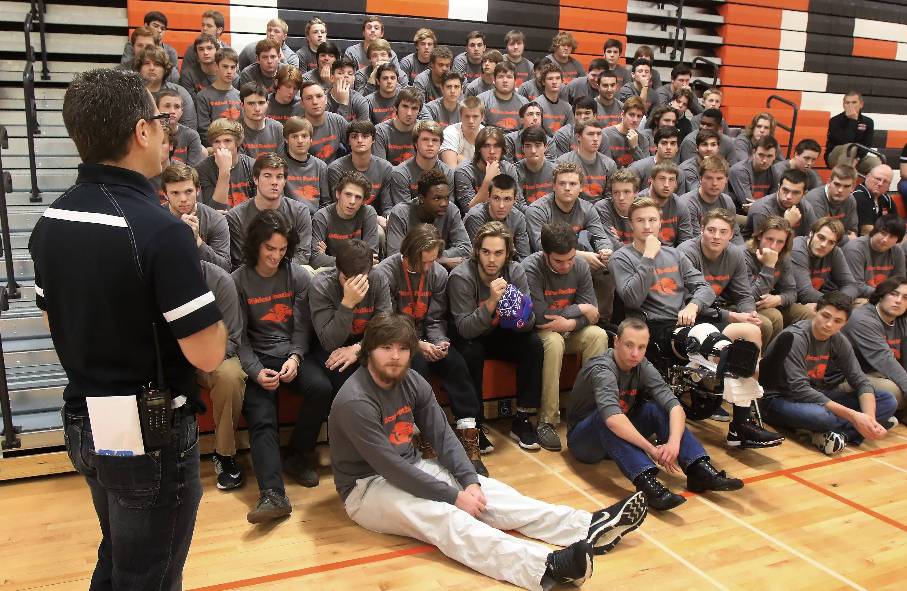 How to watch Libertyville High football team's title game