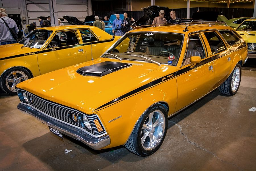 1972 AMC Hornet Sportabout, Tom (dad) & Tommy (son) Zoernor, Pleasant Prairie, WI