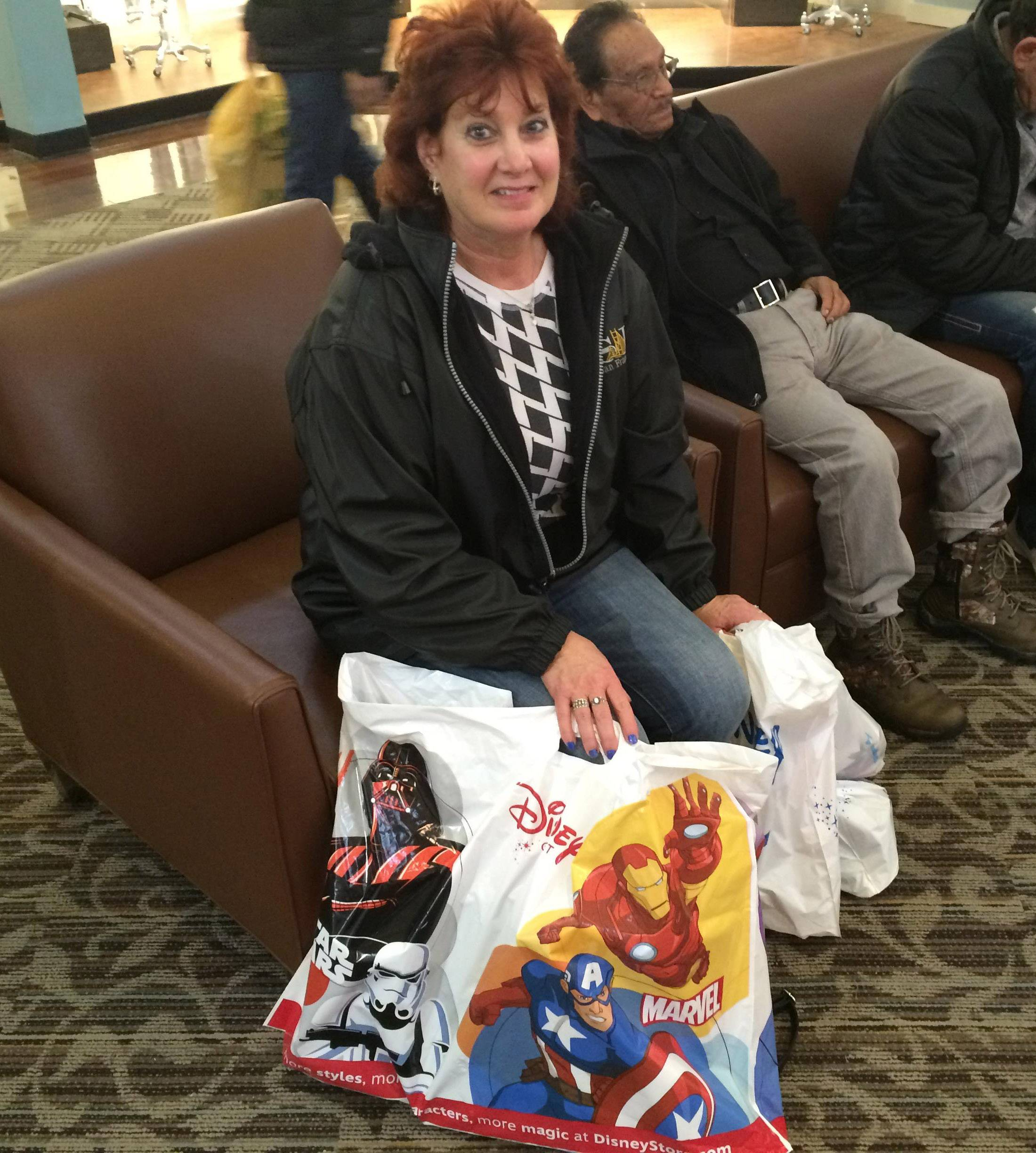 Debbie Stigler of McHenry said she arrived at Gurnee Mills at 7 a.m. Friday — one hour after the mall doors opened — to grab deals on a dehydrator and clothes at Bass Pro Shop.