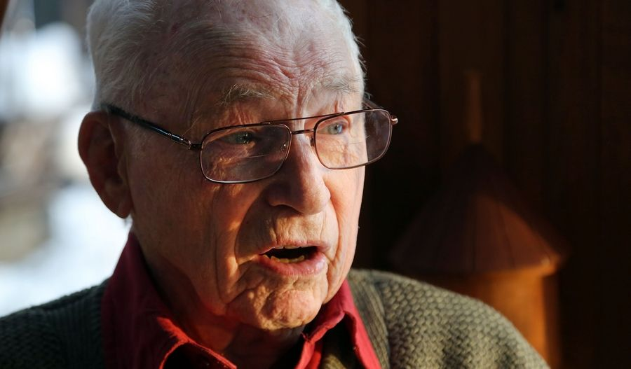 87-year-old Bill Eiserman of Lake Villa was 6 years old when he witnessed the Battle of Barrington, the famed shootout that killed Baby Face Nelson and two FBI officers.