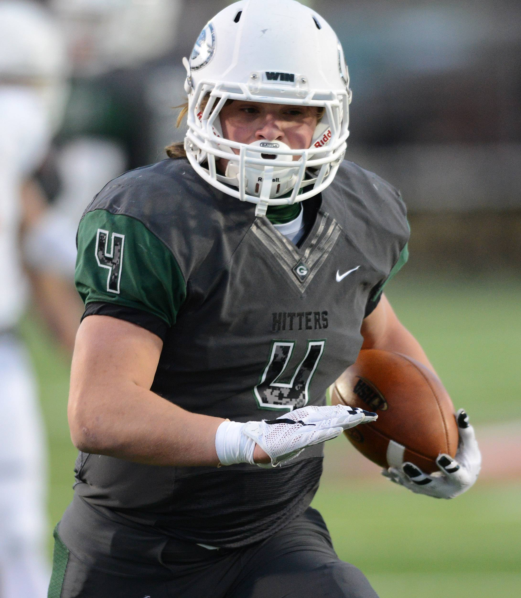 Glenbard West goes undefeated start to finish