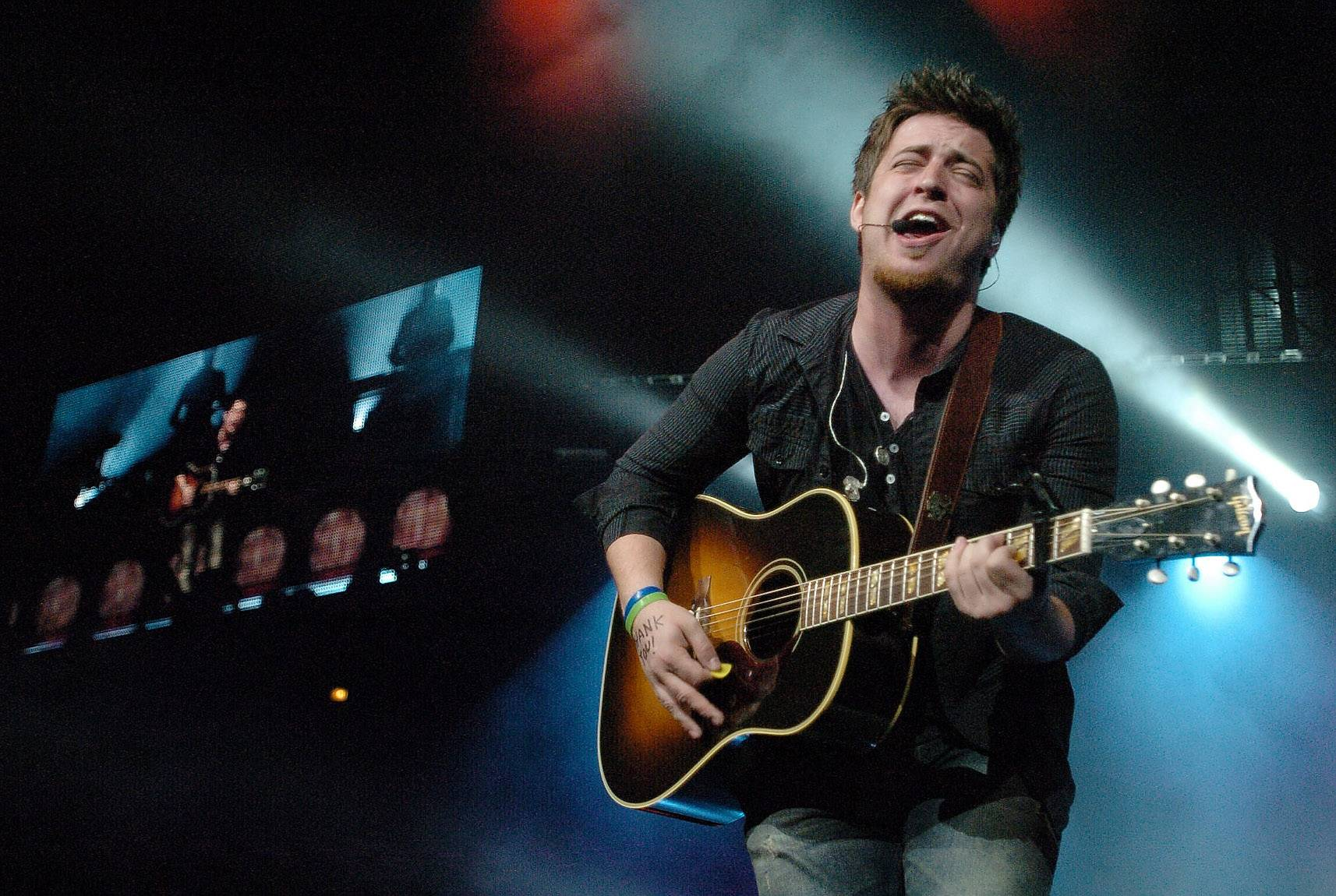 Lee DeWyze performs at SPACE in Evanston on Sunday, Nov. 29.
