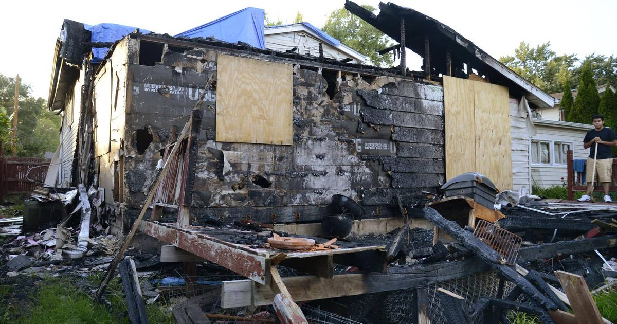 Why today's house fires burn faster, hotter in burbs