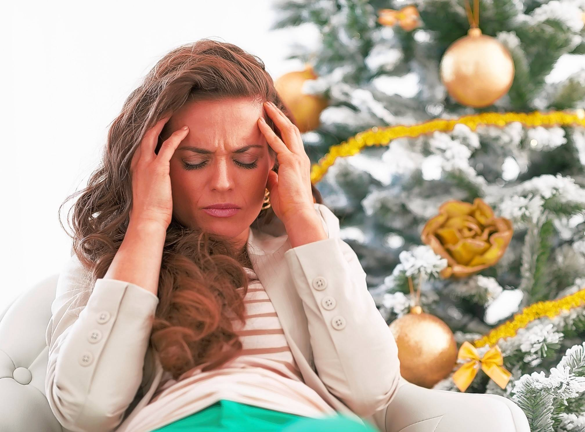 The holidays can be a trying time. Here's some tips on reducing stress during this season.
