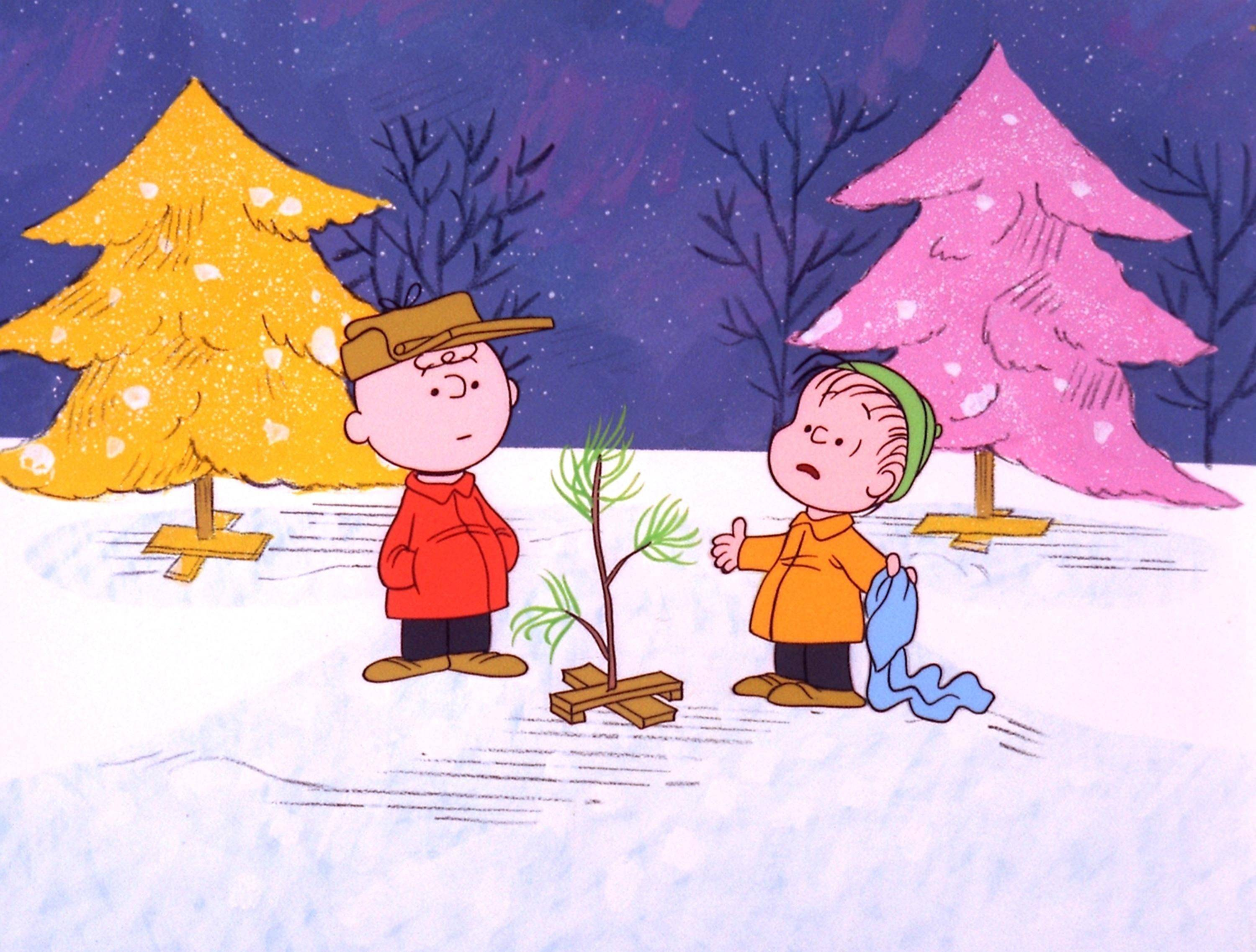 """A Charlie Brown Christmas"" marks its 50th anniversary Monday, Nov. 30, on ABC."