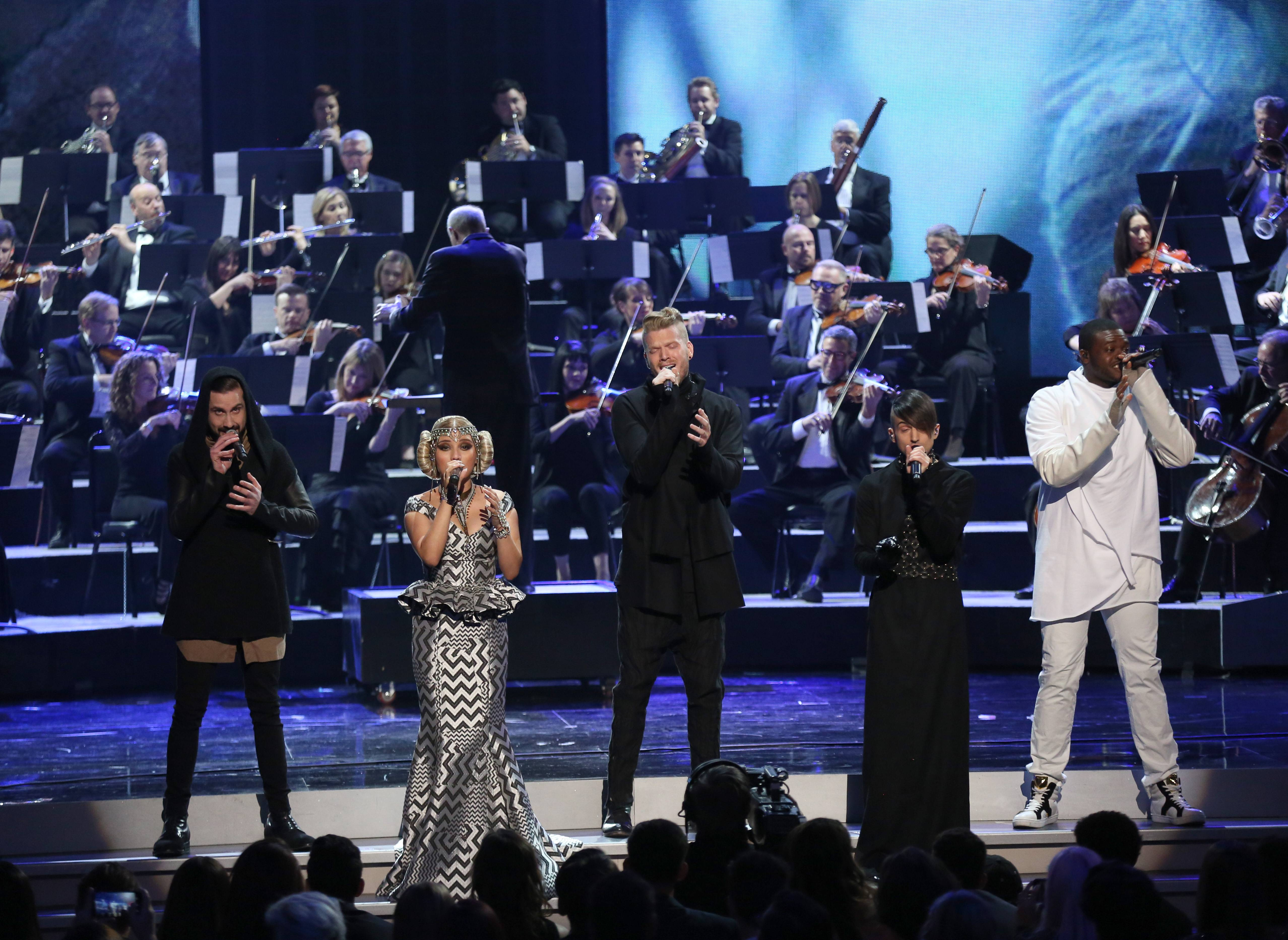 Pentatonix getting airplay, touring to Allstate