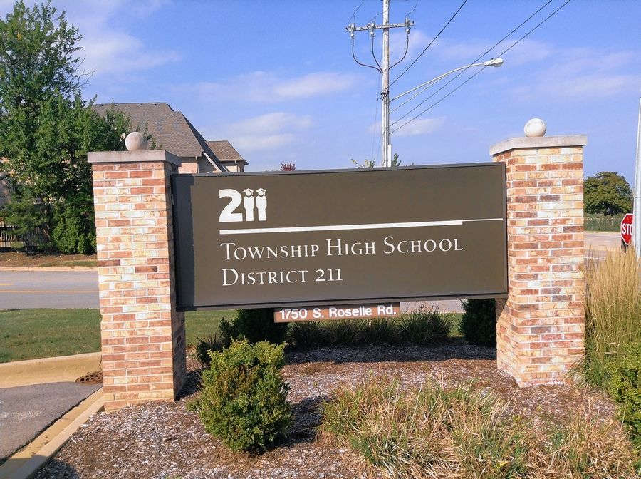 Palatine-Schaumburg High School District 211 board members will discuss a proposed agreement regarding a transgender student's access to locker rooms in the cafeteria of Conant High School in Hoffman Estates at 7:30 p.m. Wednesday, Dec. 2.