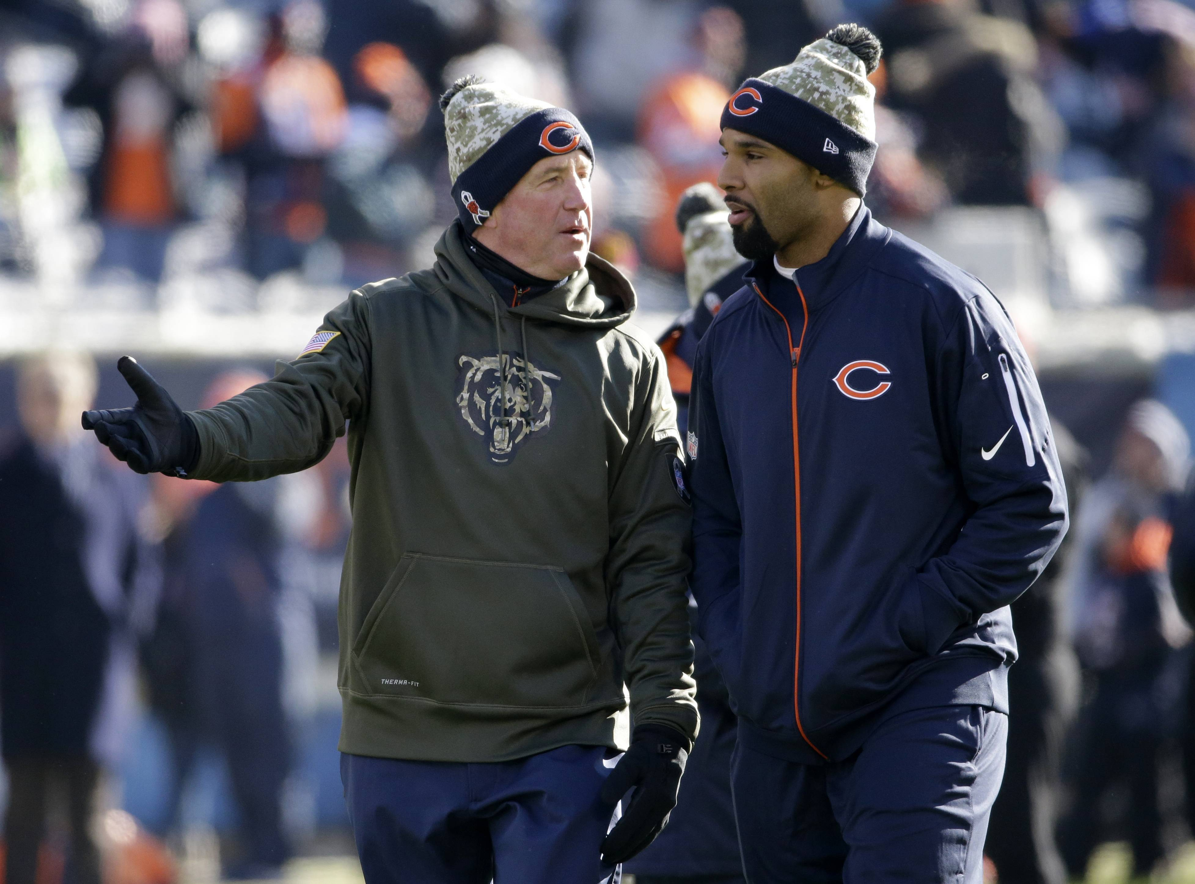 Imrem: Chicago Bears' season has a familiar feel