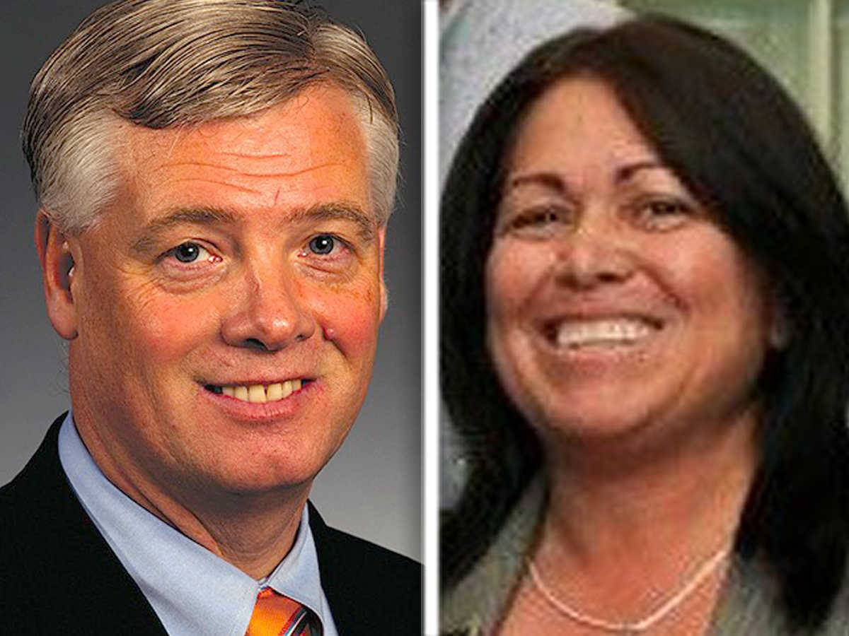 Two College of DuPage administrators who were fired in September — Thomas Glaser and Lynn Sapyta — filed a federal lawsuit Tuesday against the school claiming they were wrongfully terminated as payback for opposing the school board chairwoman's political agenda.