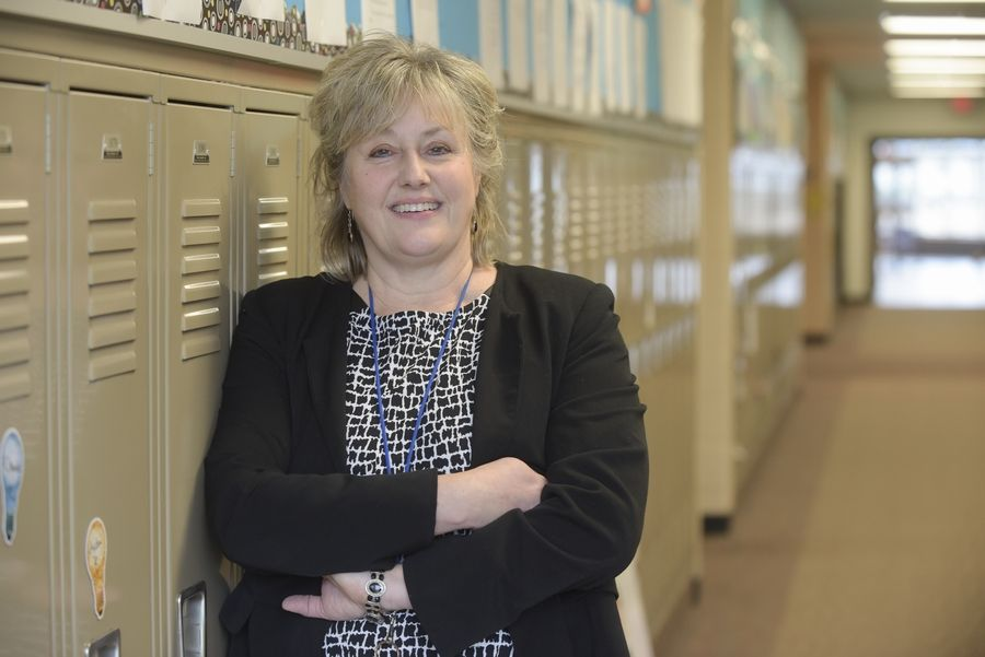 Dawn Reinke is principal of two schools at once, Winfield Primary and Central schools in Winfield Elementary District 34, and she's also the choice for the Principal of the Year award from the DuPage Region of the Illinois Principals Association.