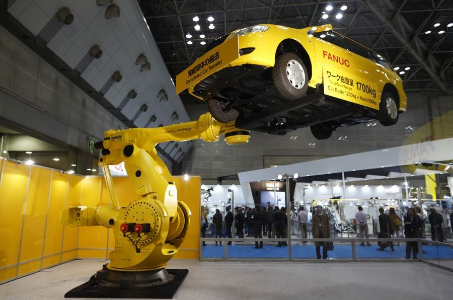 Zero to expert in 8 hours: Fanuc robots harness deep learning