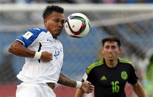 Peralta Soccer Player