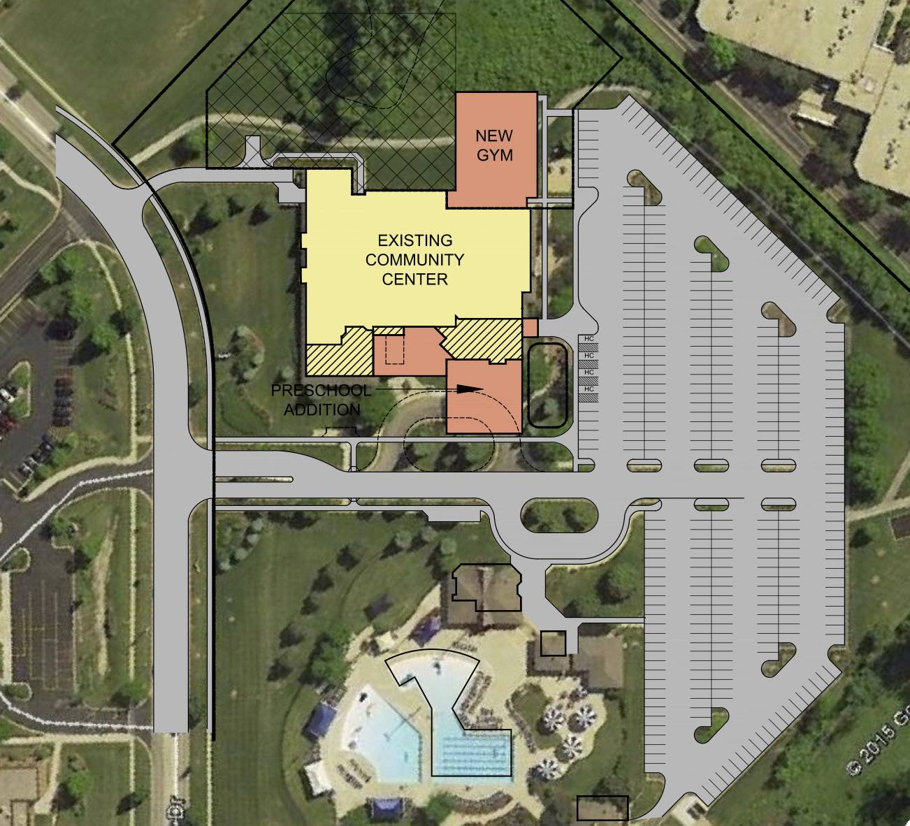 Vernon Hills Park District considers Sullivan Center expansion