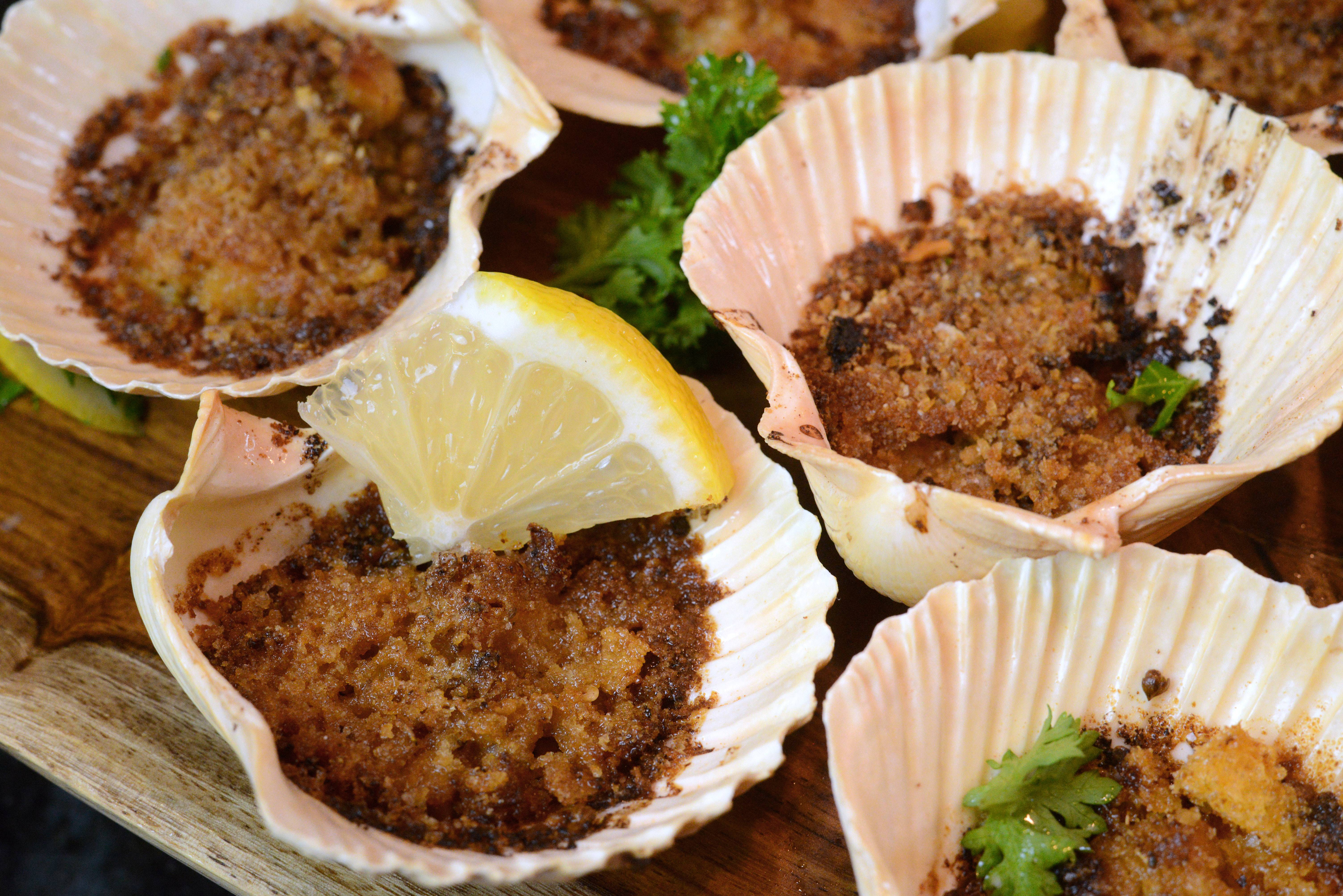 Cara Kretz of North Barrington shares the recipe for Baked Clams Italian Style.