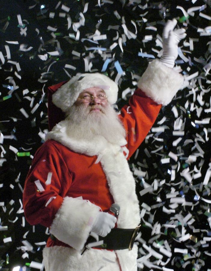 Known for his annual gift-giving, Santa Claus has remained popular for decades. The Secret Santa tradition of giving gifts anonymously at offices and the like tends to be more controversial.
