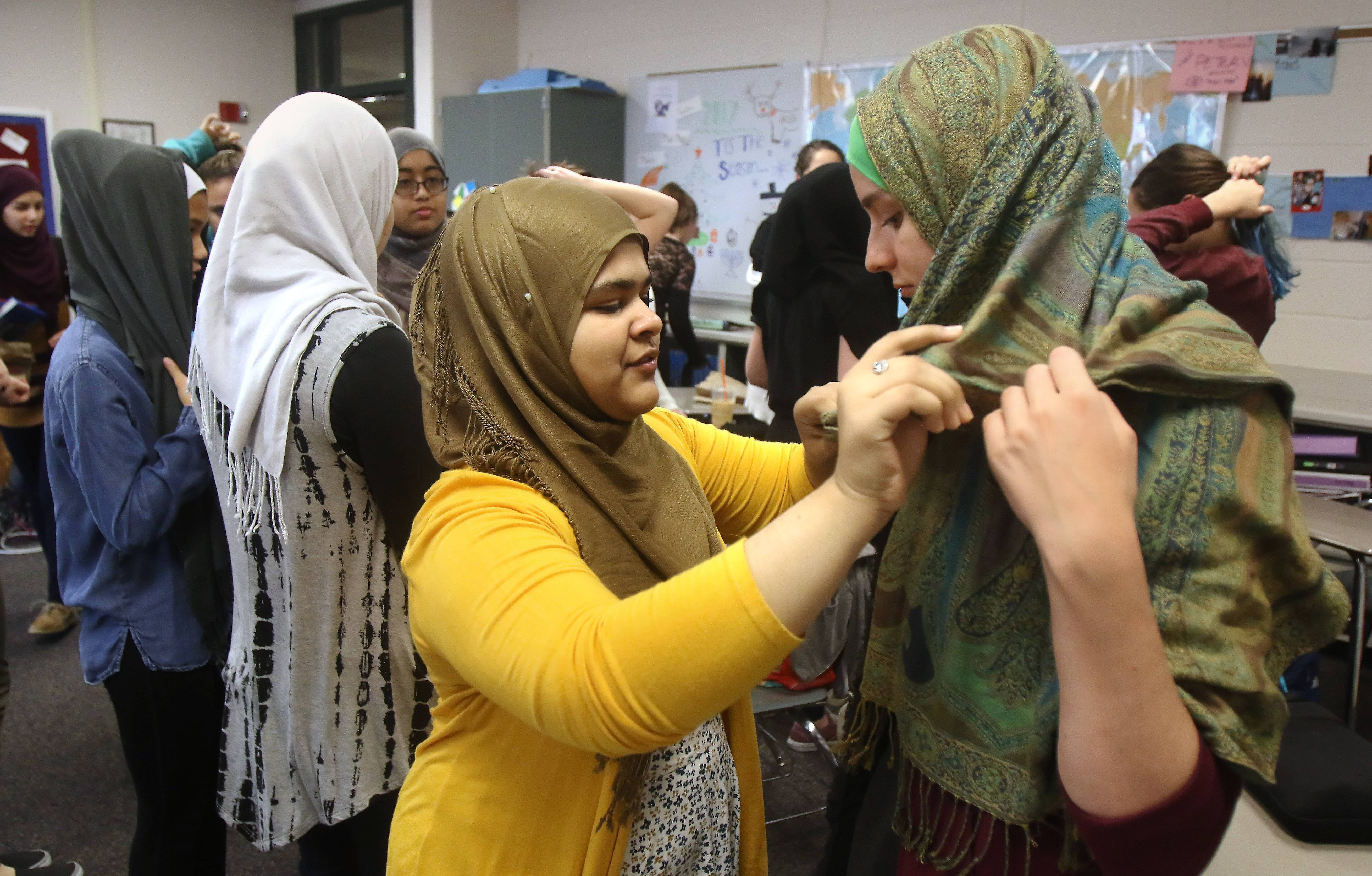 Vernon Hills High School hijab video strikes a chord