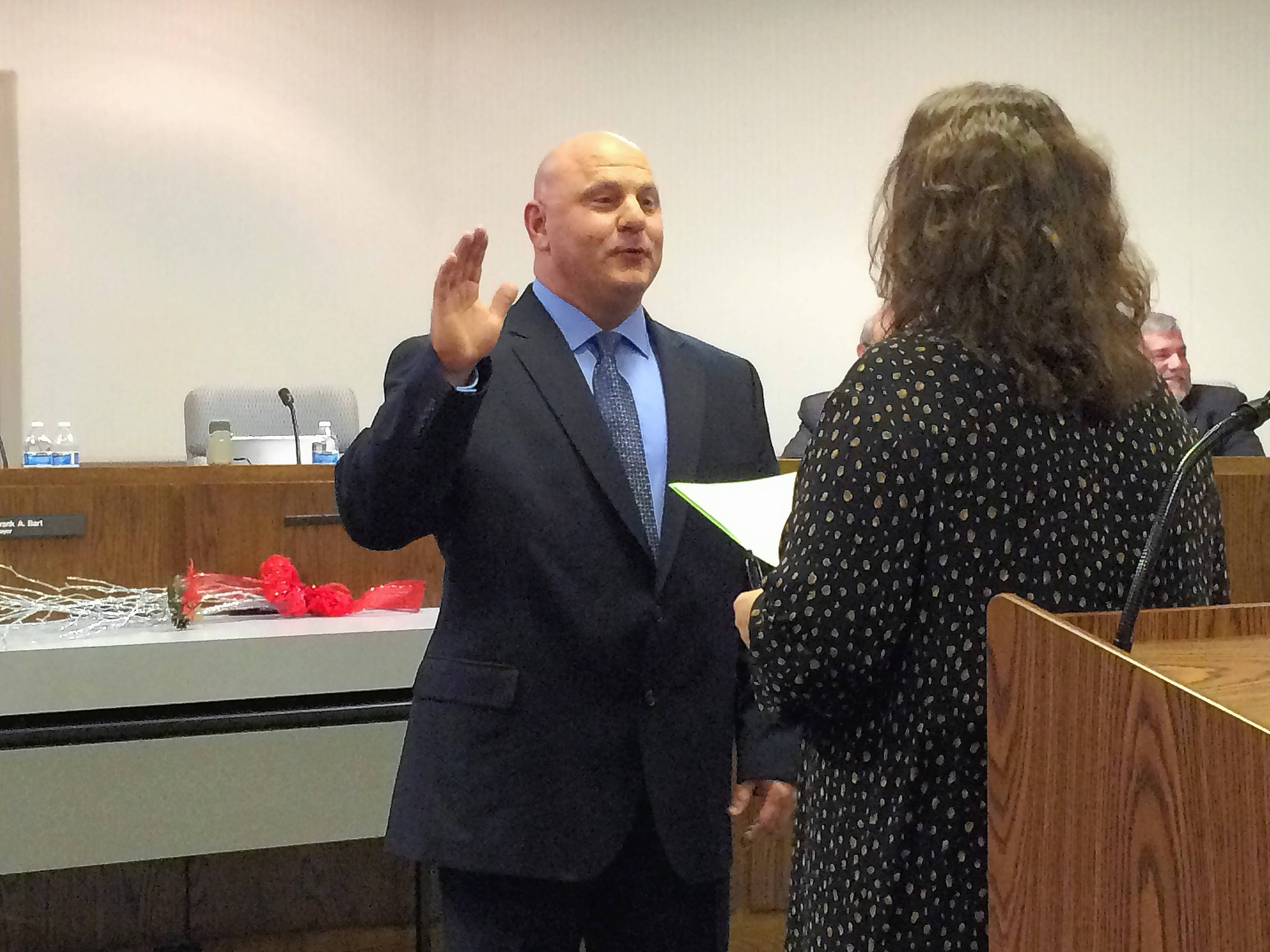 New top cop in Wauconda