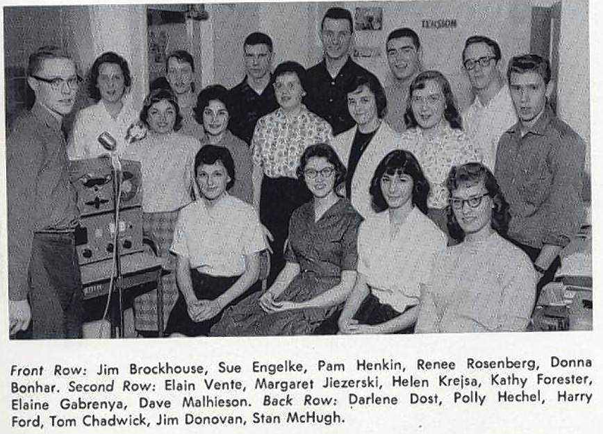 Ford Graduate Scheme >> Maine East classmates recall 'Harry' Ford before 'Star Wars' fame