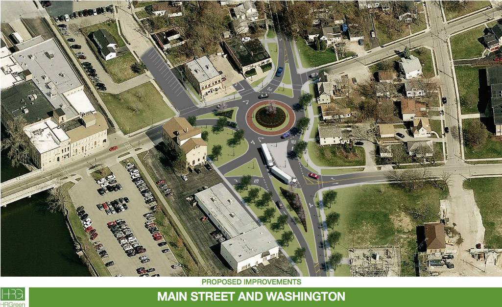 Carpentersville considering traffic alternatives for Washington, Main