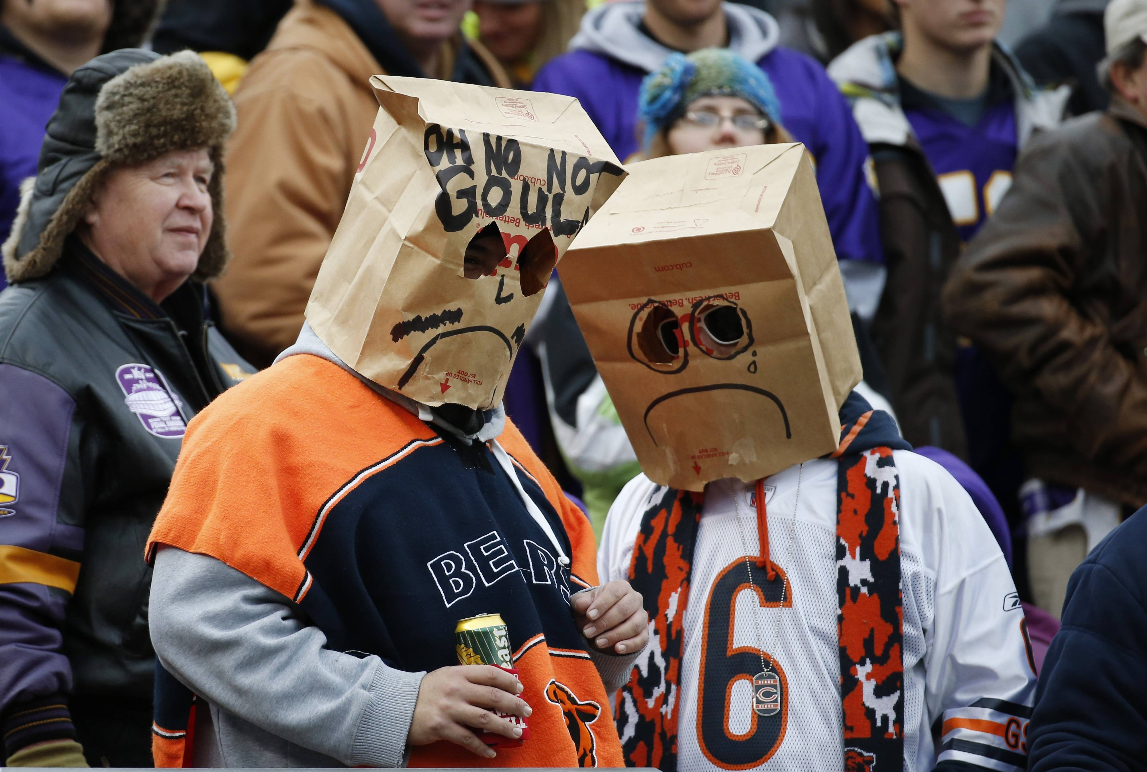 Image result for Chicago Bears fan