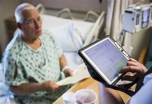 EXCHANGE: IU hospital in Muncie serves up room service