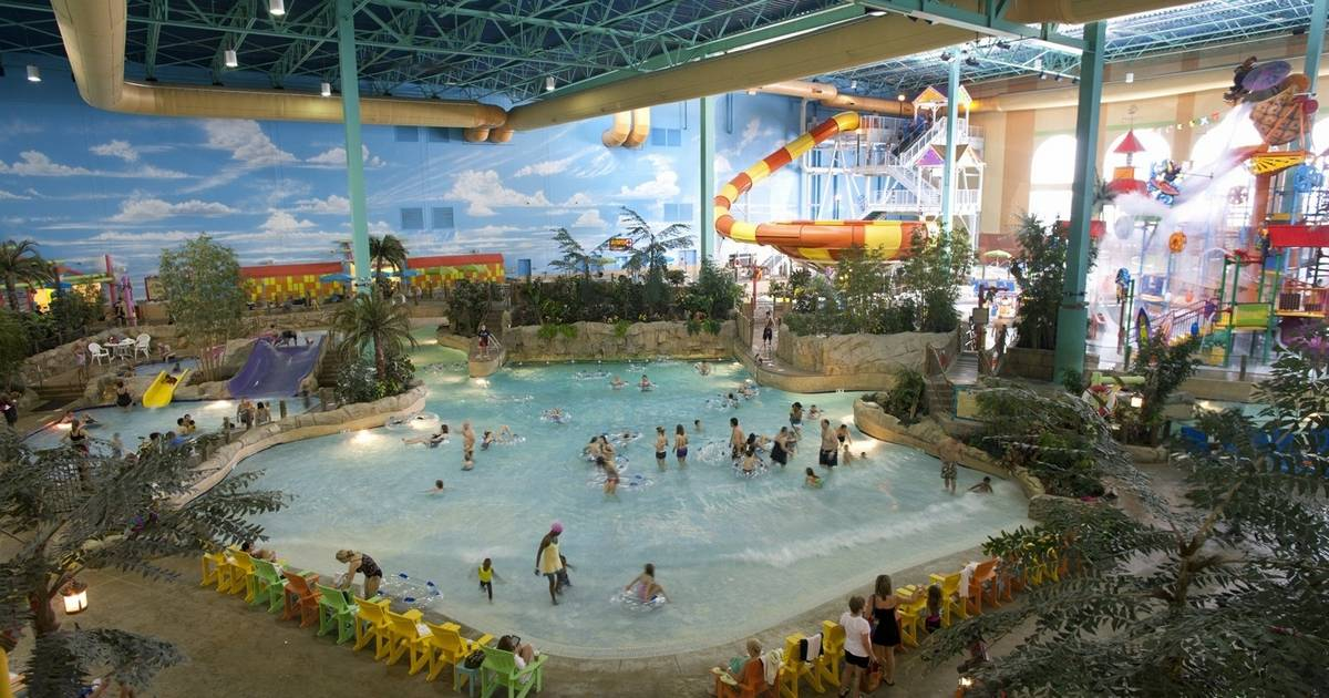 Six Indoor Pools Water Parks You Should Visit This Year