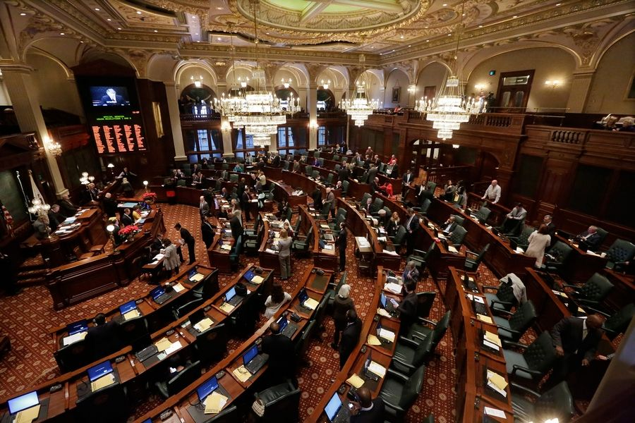 Republican Gov. Bruce Rauner and Democratic legislative leaders have a number of issues to work out in the coming months -- but will they actually work them out?
