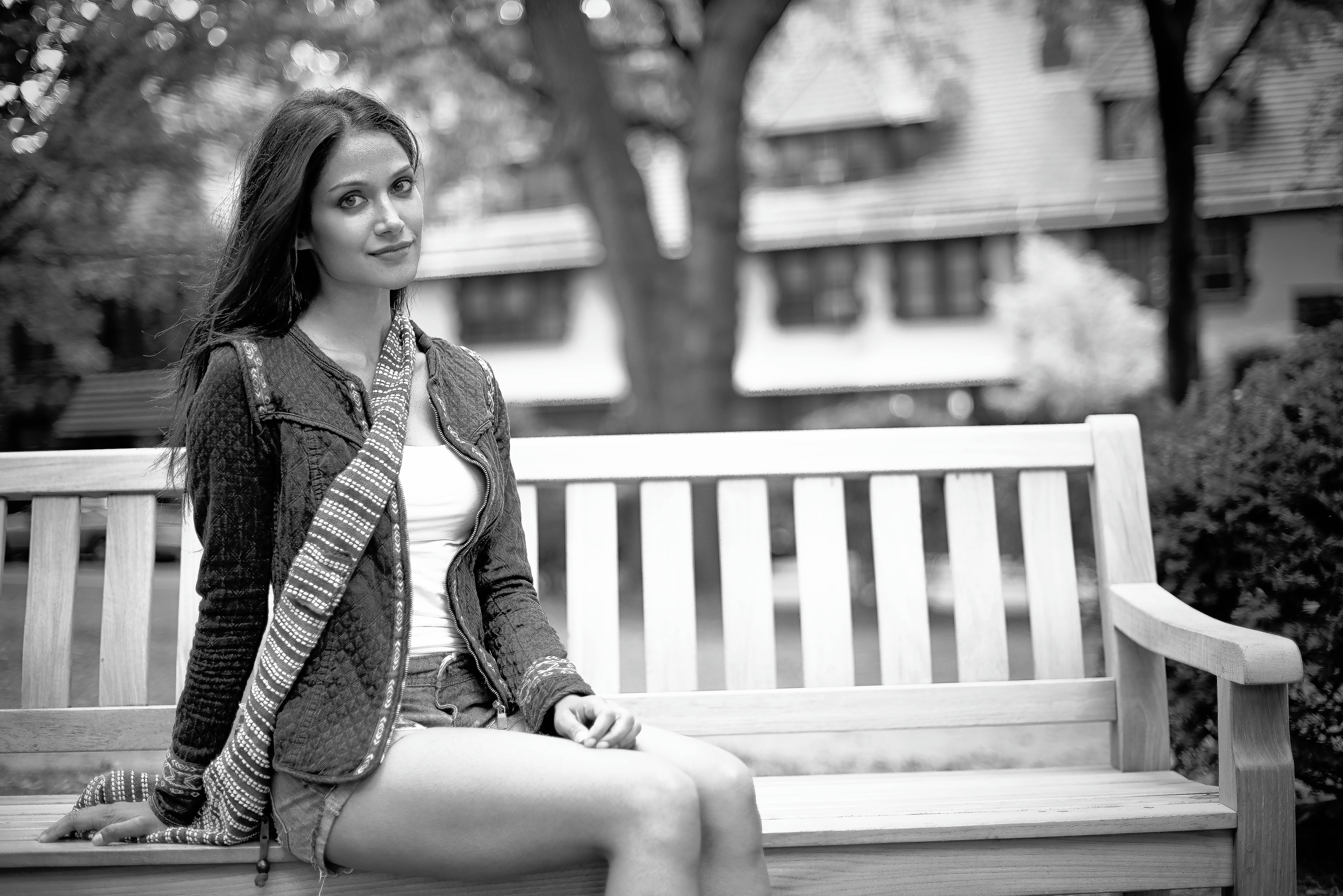 Buffalo Grove native Melanie Chandra has been a model, an engineering student, an actress, an international volunteer and a karate competition winner.