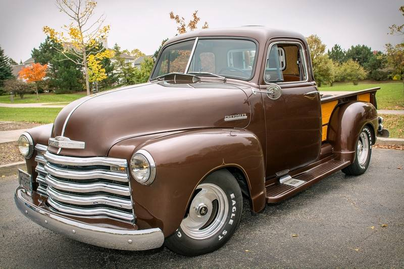 Chevy pickup goes from castoff to Cadillac classy