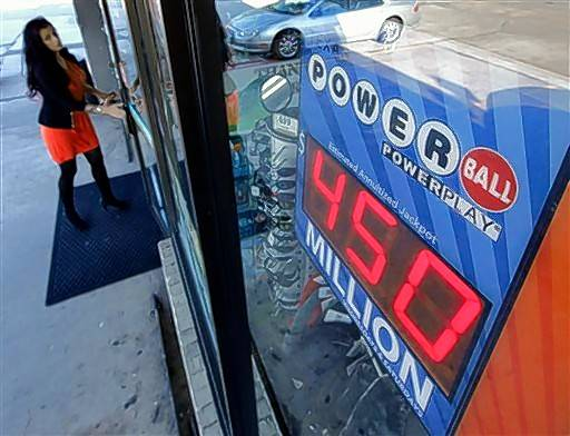 Four things to know about the giant Powerball jackpot