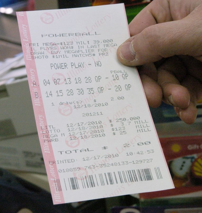 Powerball tickets are in hot demand with a jackpot of more than $800 million.