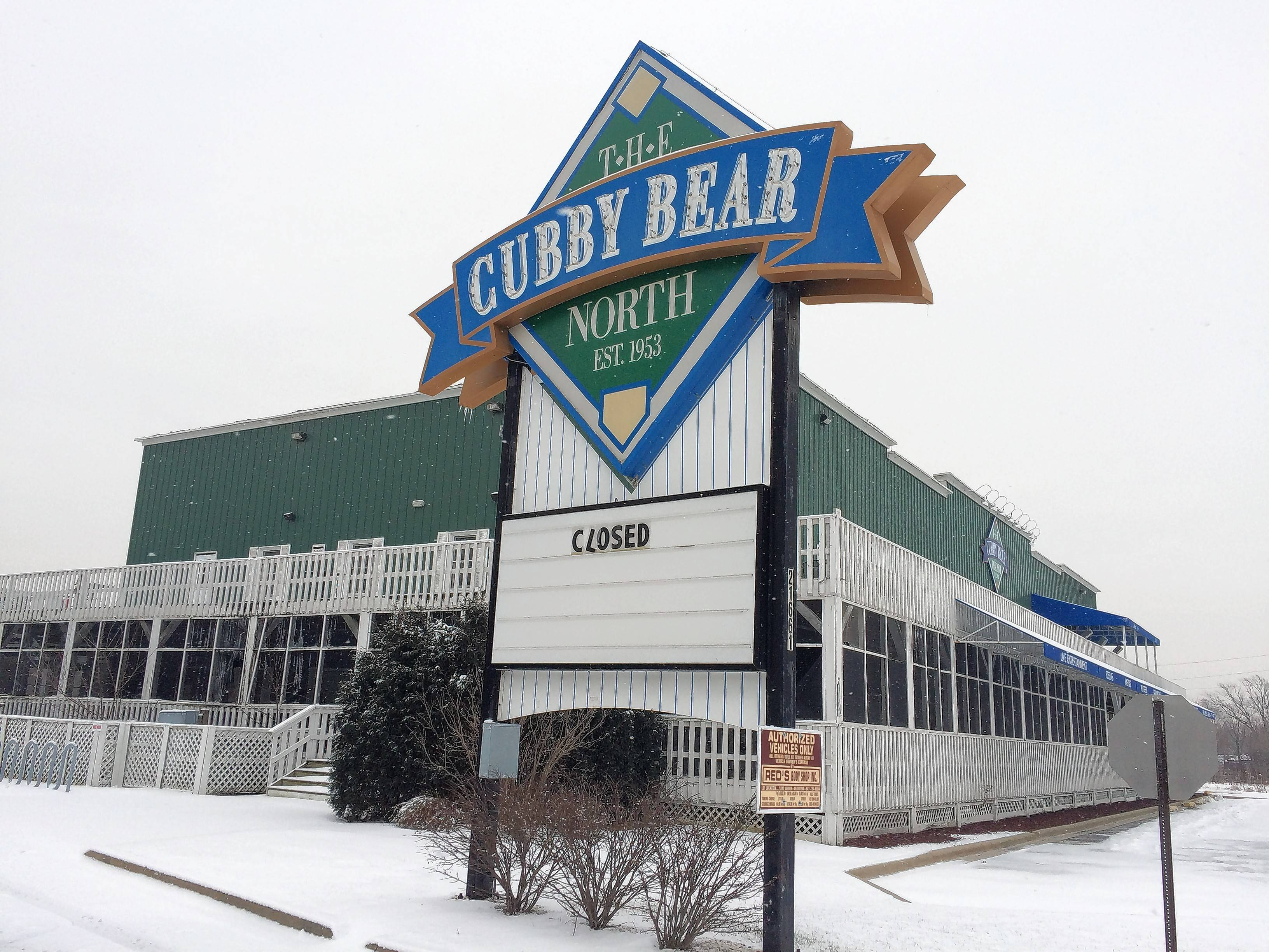 Lincolnshire annexes old Cubby Bear North, golf course