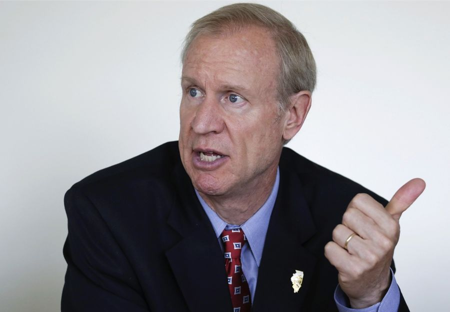 Is the Illiana Expressway getting a thumbs-up or thumbs-down from the Rauner administration? An ongoing legal fight in federal court could determine the fate of the controversial road proposal.