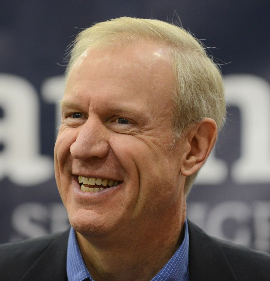Could the impasse between GOP Gov. Bruce Rauner and the Democratic-led legislature stretch into NEXT January?