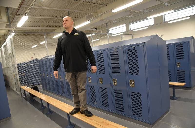 New maine west gym opens what s next