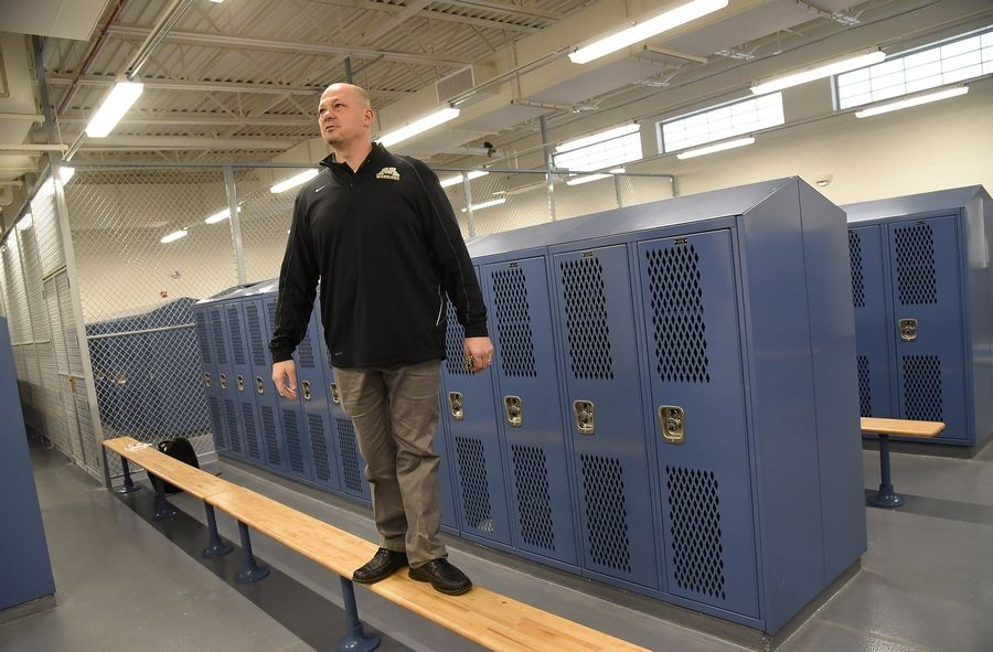 New Maine West gym opens; what's next?