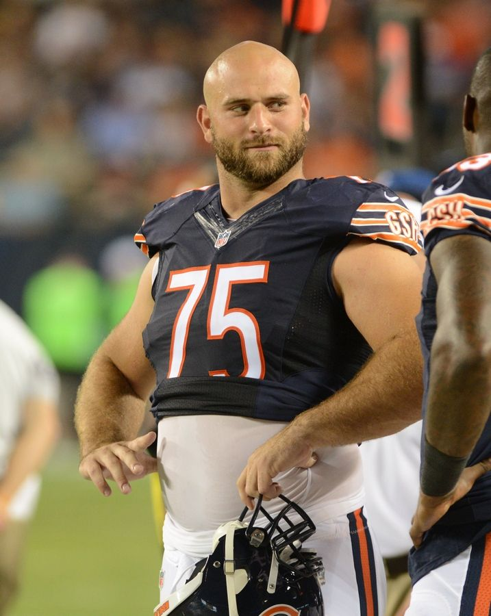 Bears' Long sees Pro Bowl as nice reward for switching roles