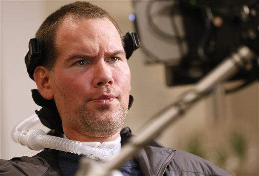 Film Gives Look At Gleason S Life With Lou Gehrig S Disease