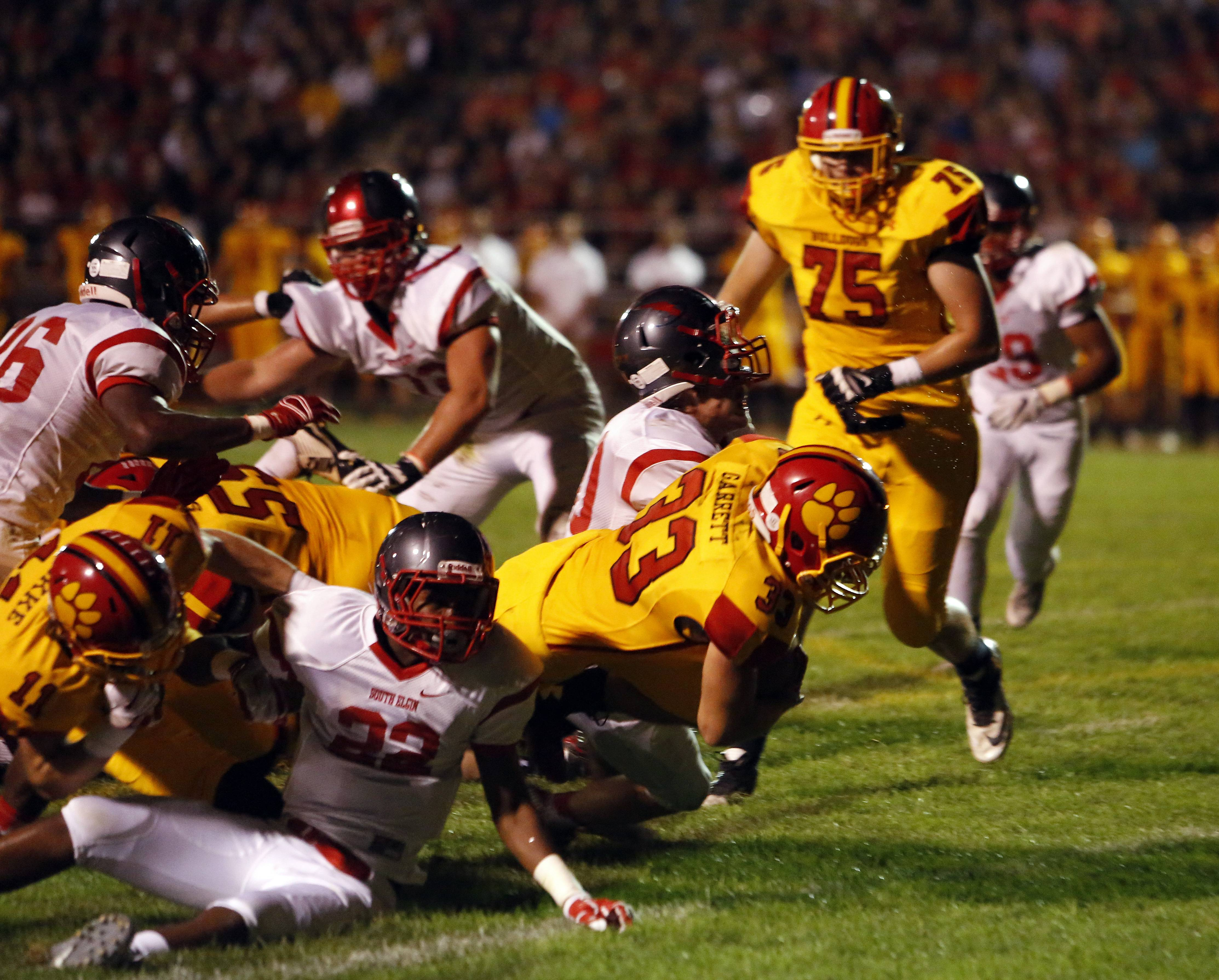 Batavia schools to vote on artificial turf at Bulldog Stadium